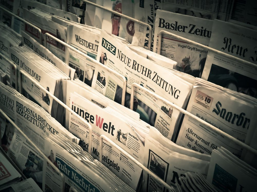 L'actualité des news