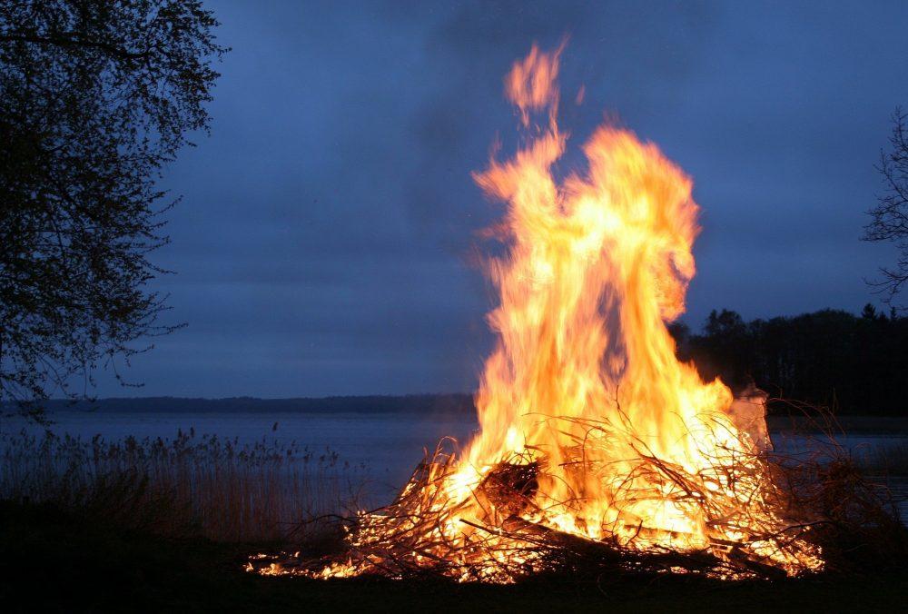 Incendies dans le Var : Le pyromane présumé incarcéré