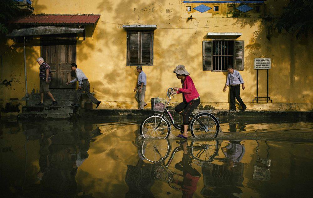 Les inondations en juillet : liées au réchauffement climatique