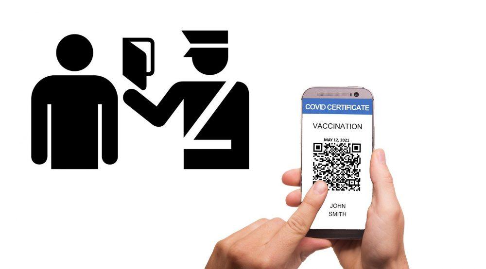 Pass sanitaire : changement lundi 30 Août 2021