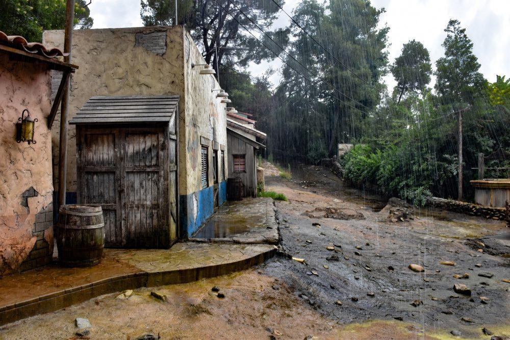 Gard : Intempéries provoquant des dégâts matériels et humains